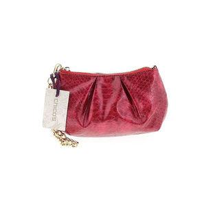 NWT NEW Chicos small wristlet handbag purse bag